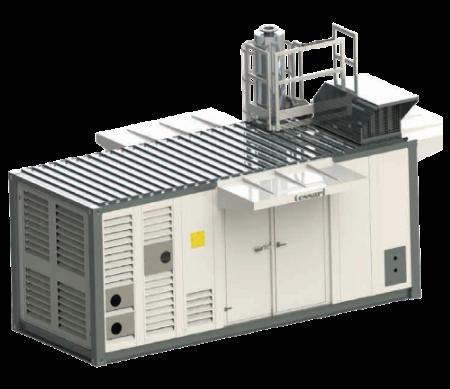 cogeneratore 100 KWe