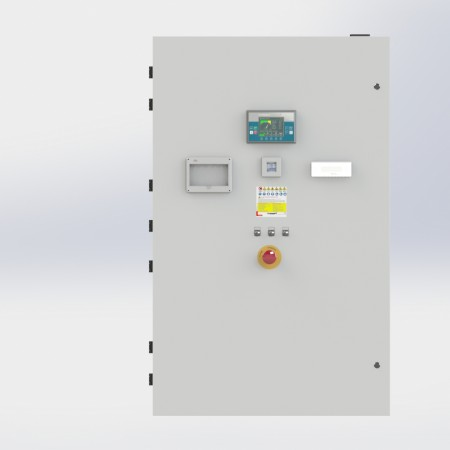 quadro elettrico SERIE EVO 100kWe