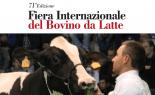 Bovino da latte 2016